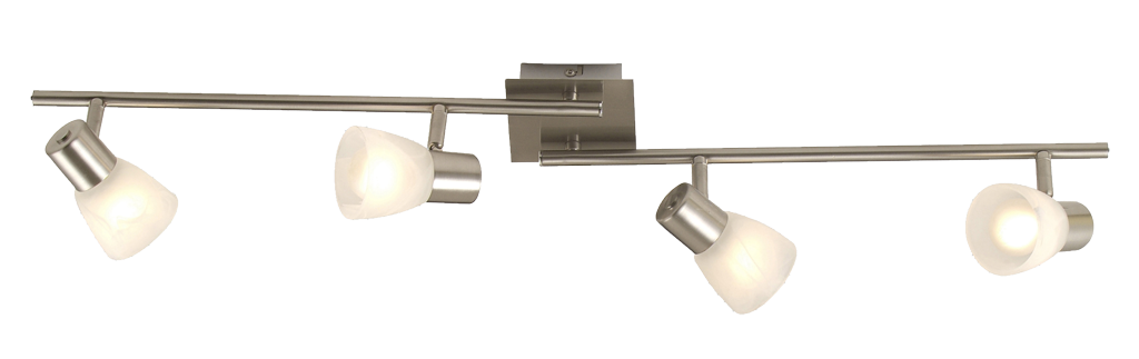 Spot, Lustra Parry  54530-4 Globo Lighting
