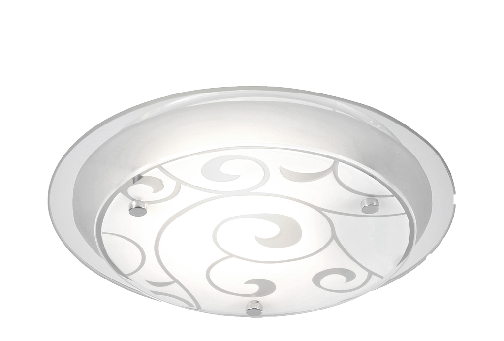 Plafonier modern diametru 25cm Krist Jana 48060 Globo Lighting