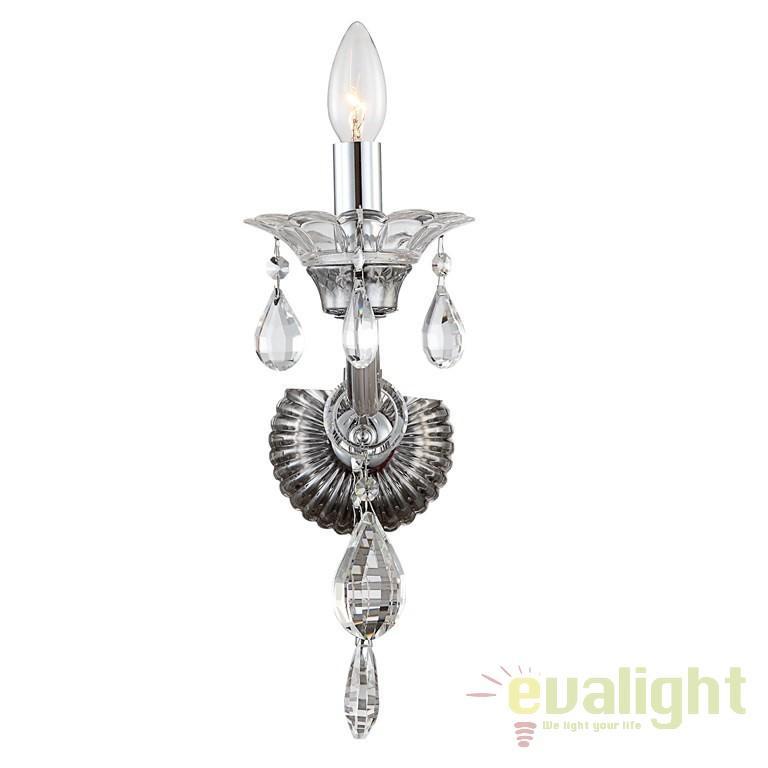 Aplica de perete cristal K9 Dunja 64104-1W Globo Lighting