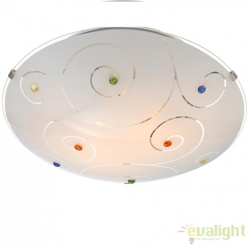 Plafoniera moderna diam. 30cm, FULVA 40983-2 Globo Lighting