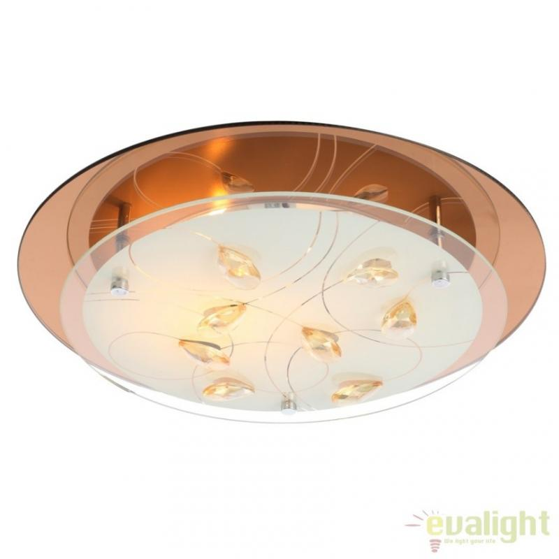 Plafoniera moderna eleganta, diam. 33,5cm, AYANA 40413-2 Globo Lighting