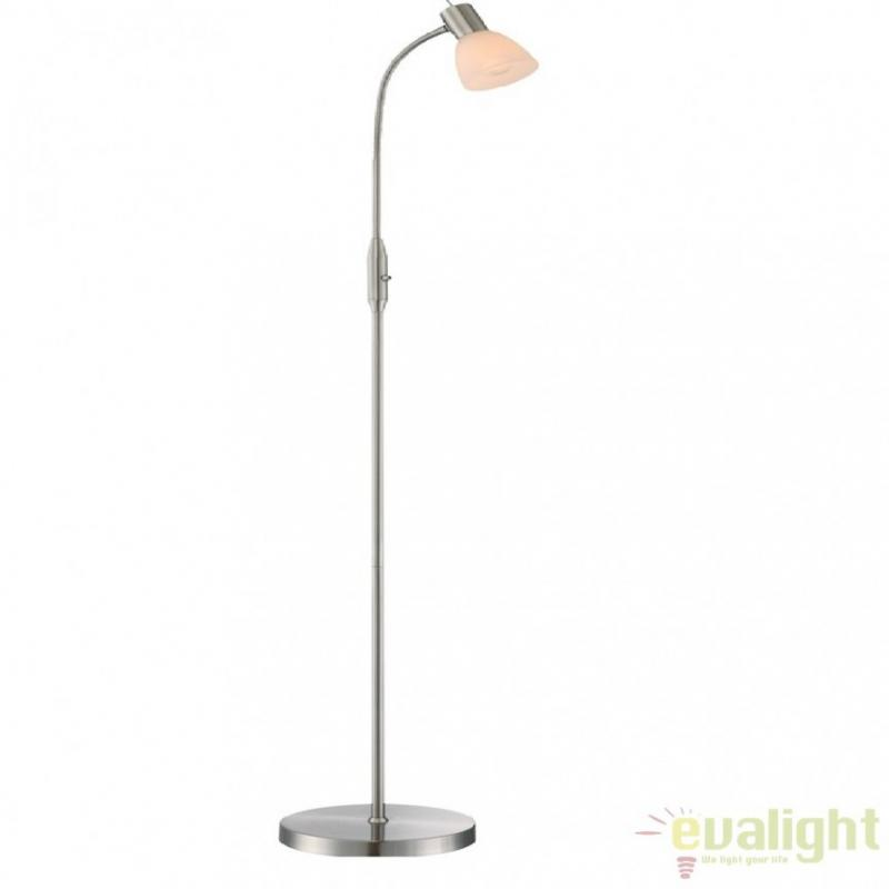 Lampadar / lampa de podea cu  brat flexibil, H max-146cm, PANNA 54533-1S Globo Lighting