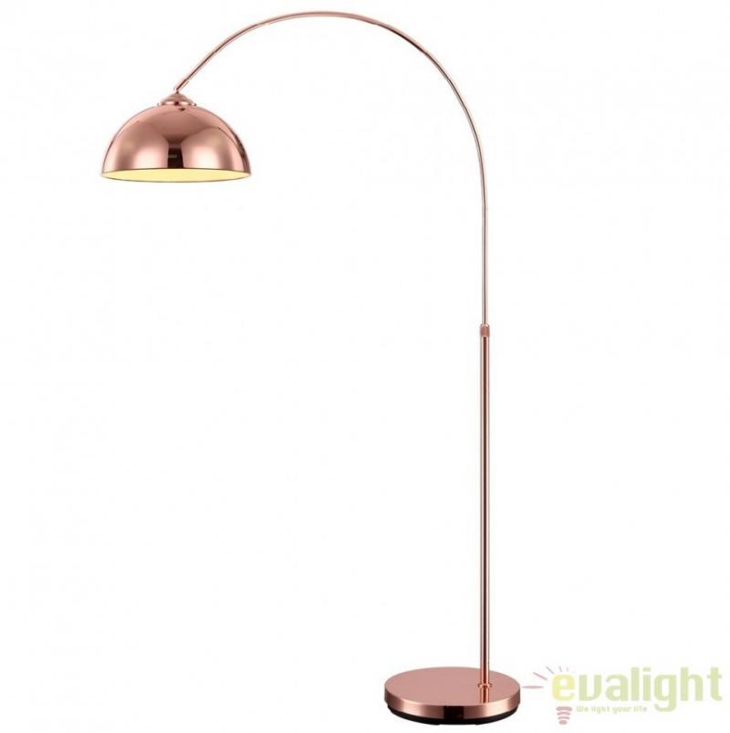 Lampadar, lampa de podea cu inaltime reglabila, NEWCASTLE 58227C Globo Lighting