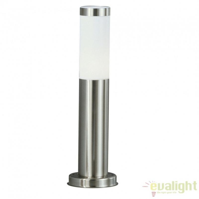 Stalp de exterior modern cu iluminat LED inaltime 45cm cu protectie IP44, BOSTON LED 3158LED Globo Lighting