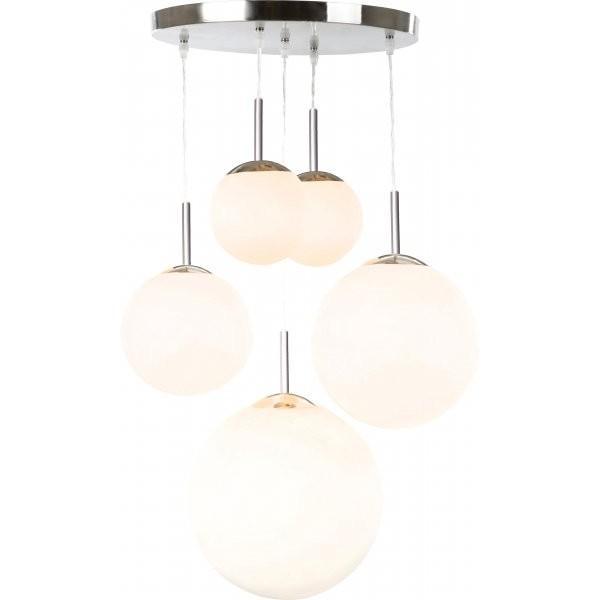 Pendul modern diametru 45cm Balla 1581-5 Globo Lighting