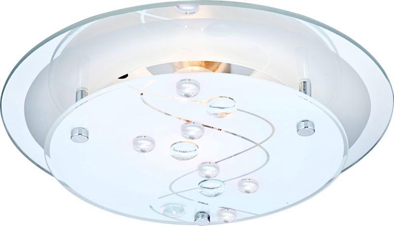 Plafonier  modern diam. 25cm Ballerina 1 48090 Globo Lighting