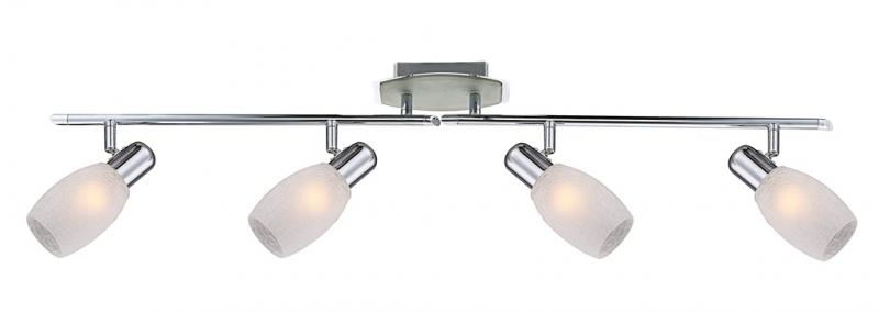 Lustra moderna Cyclone 54917-4 Globo Lighting