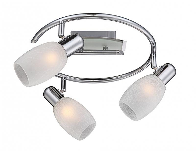 Lustra moderna Cyclone 54917-3 Globo Lighting