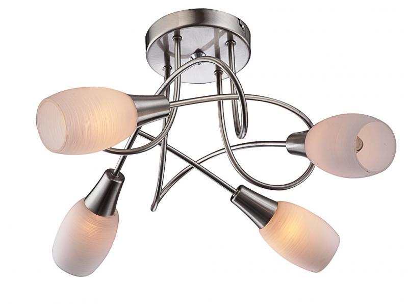 Lustra moderna Gillian 54983-4D Globo Lighting