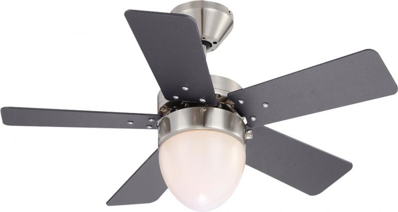 Lustra Ventilator cu palete ventilatie in doua culori Marva 0332