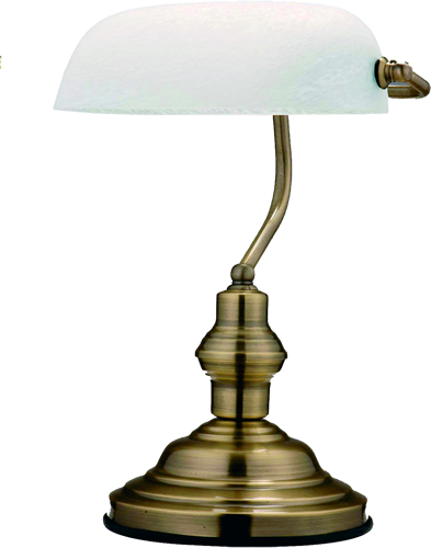 Veioza, lampa de masa Antique 2492 Globo Lighting