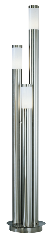 Stalp exterior Boston 3159-3 Globo Lighting, corpuri de iluminat, lustre