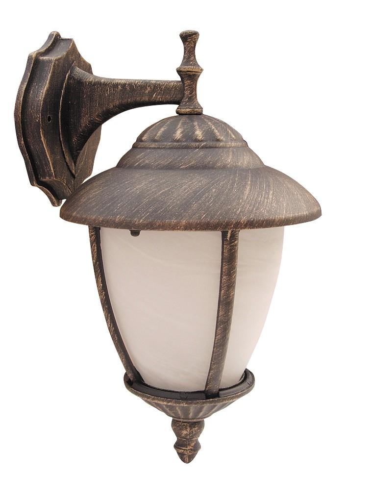 Aplica de perete exterior IP43, down light, auriu antic Madrid 8476 RX, corpuri de iluminat, lustre