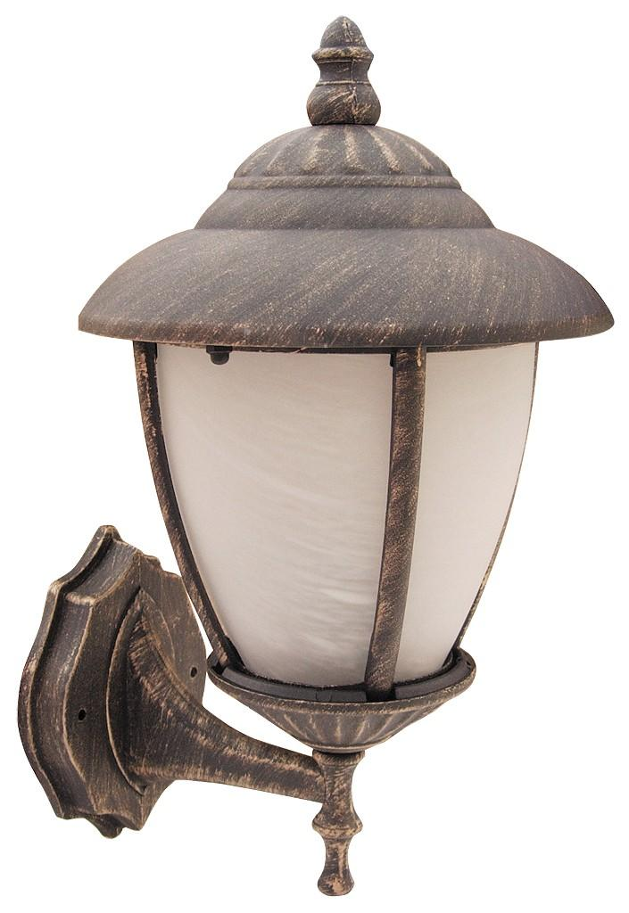 Aplica de perete exterior IP43, up light, auriu antic Madrid 8477 RX, corpuri de iluminat, lustre